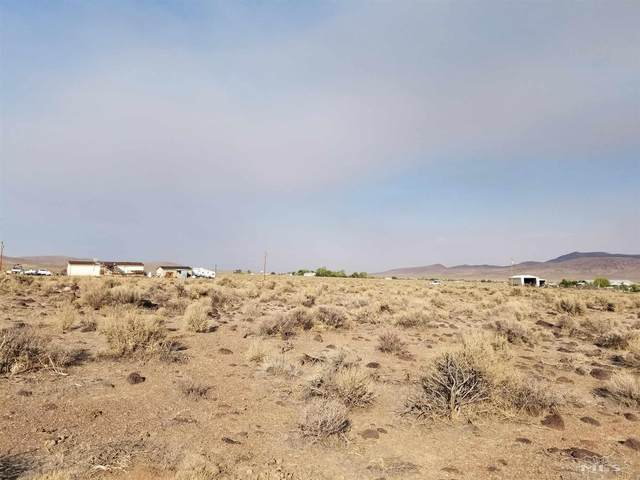 Apn 015-061-10, Stagecoach, NV 89429 (MLS #210010578) :: The Mike Wood Team