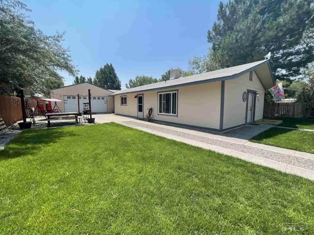 3120 Middle Way, Winnemucca, NV 89445 (MLS #210010581) :: Vaulet Group Real Estate