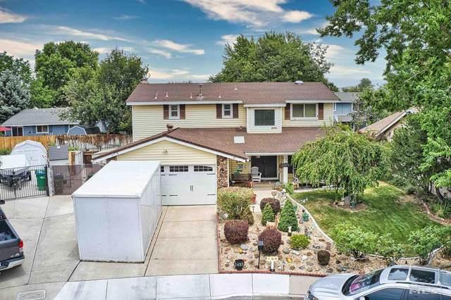 2457 Hermosa Dr, Sparks, NV 89434 (MLS #210010582) :: Vaulet Group Real Estate