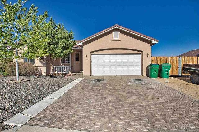 6594 Chula Vista, Sparks, NV 89436 (MLS #210010585) :: Theresa Nelson Real Estate