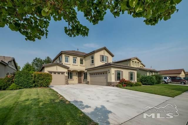 6841 Quantum Court, Sparks, NV 89436 (MLS #210010586) :: NVGemme Real Estate