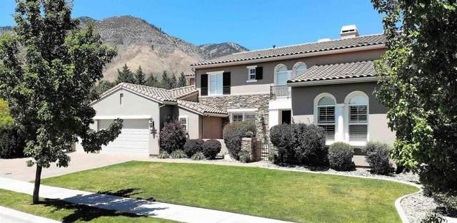 2856 Cloudburst Canyon Drive, Genoa, NV 89411 (MLS #210010589) :: Theresa Nelson Real Estate