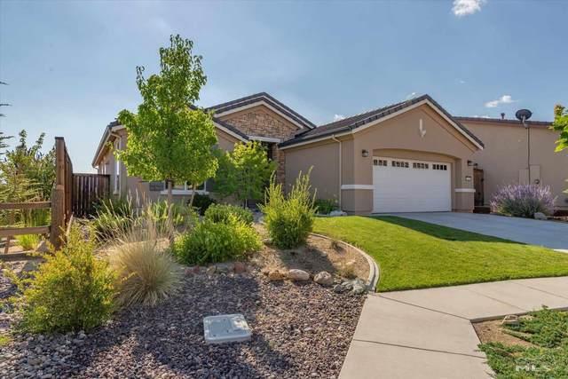 1191 Callaway Trail, Reno, NV 89523 (MLS #210010591) :: Theresa Nelson Real Estate