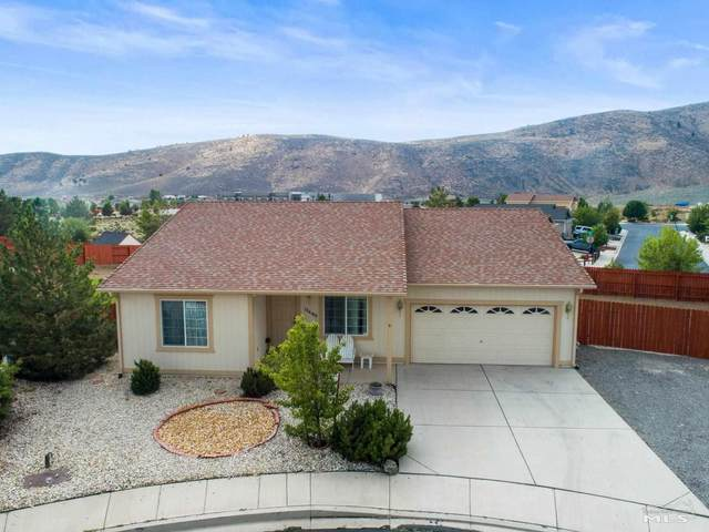 17640 Rogue River Court, Reno, NV 89508 (MLS #210010592) :: Colley Goode Group- eXp Realty