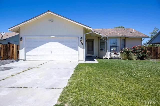 1452 Patricia Dr, Gardnerville, NV 89460 (MLS #210010594) :: Chase International Real Estate
