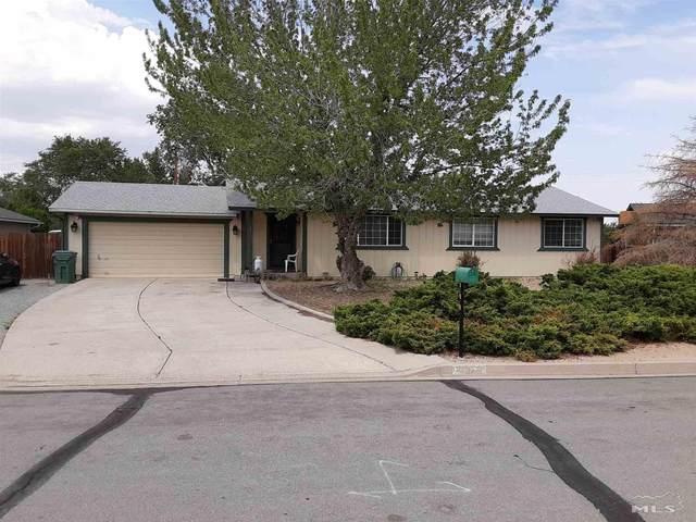 45 Palm Springs Court, Sparks, NV 89441 (MLS #210010599) :: NVGemme Real Estate