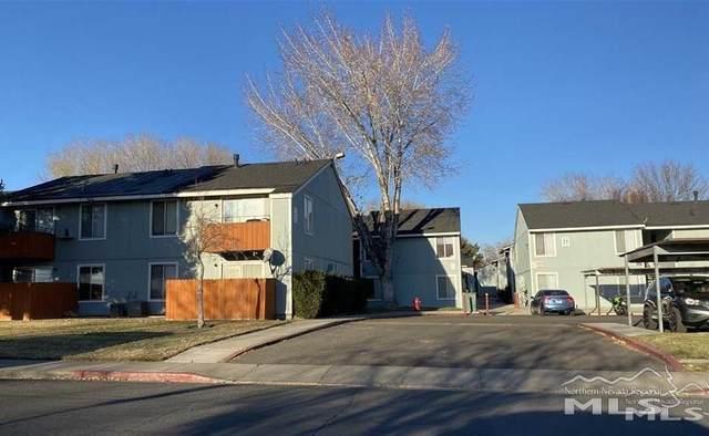 4604 Neil Rd. #109 #109, Reno, NV 89502 (MLS #210010601) :: Vaulet Group Real Estate