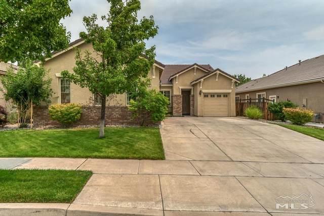 6810 Quantum Ct, Sparks, NV 89436 (MLS #210010605) :: NVGemme Real Estate