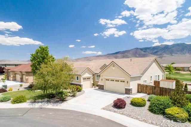 511 Stonehaven, Dayton, NV 89403 (MLS #210010606) :: Chase International Real Estate