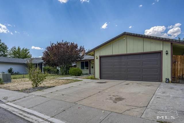 3085 Parkland Drive, Sparks, NV 89434 (MLS #210010617) :: Vaulet Group Real Estate
