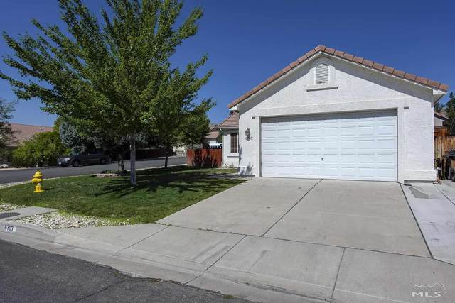 6707 Dorchester Drive, Sparks, NV 89436 (MLS #210010618) :: Theresa Nelson Real Estate