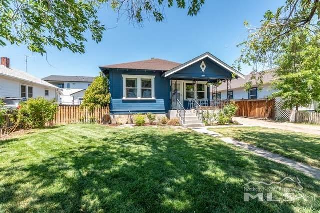 489 E 9th Street, Reno, NV 89512 (MLS #210010620) :: Chase International Real Estate