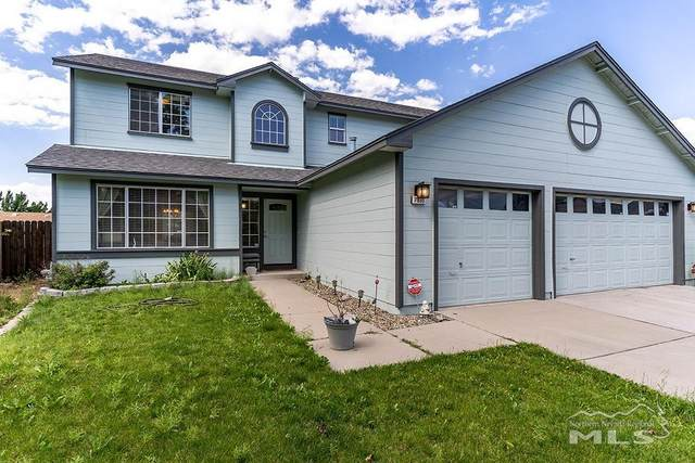 7935 White Falls Drive, Reno, NV 89506 (MLS #210010622) :: Colley Goode Group- eXp Realty