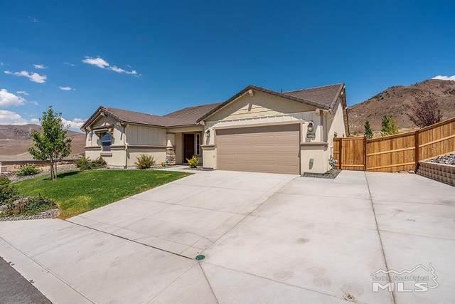 10410 Palladium Mine, Reno, NV 89521 (MLS #210010630) :: Theresa Nelson Real Estate