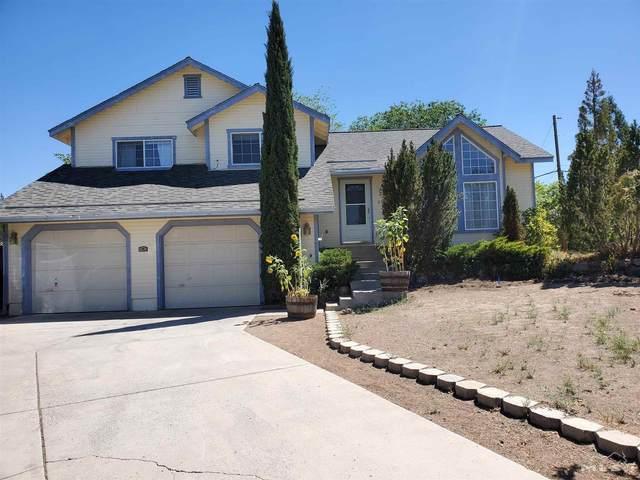 20 Sylvester Court, Reno, NV 89521 (MLS #210010637) :: Chase International Real Estate