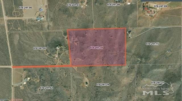 0 Peak Rd, Reno, NV 89510 (MLS #210010638) :: Vaulet Group Real Estate