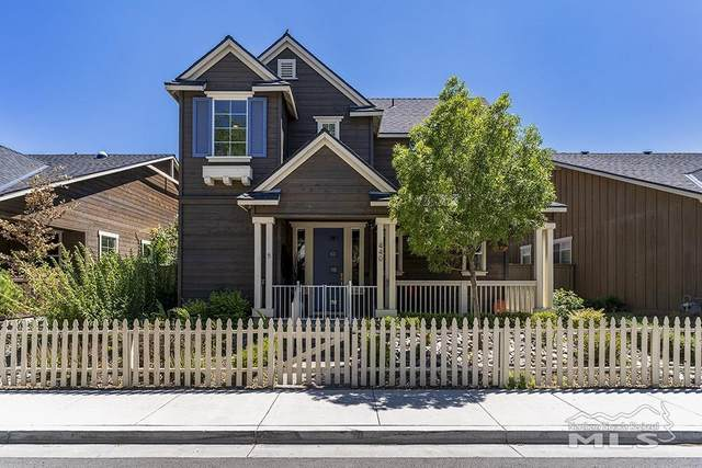 440 Mount Rose St., Reno, NV 89509 (MLS #210010642) :: Colley Goode Group- eXp Realty