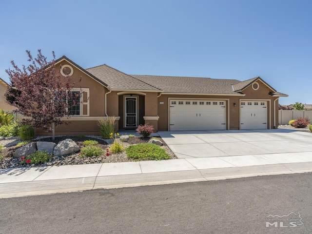 2240 Alivia Way, Reno, NV 89521 (MLS #210010643) :: Theresa Nelson Real Estate