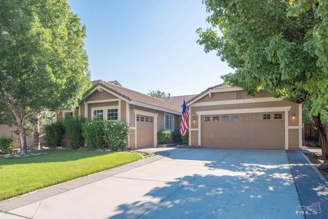 5460 Spandrell Lane, Sparks, NV 89436 (MLS #210010645) :: Theresa Nelson Real Estate