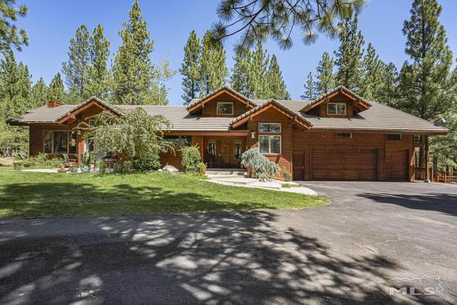 505 Yellow Pine Rd, Reno, NV 89511 (MLS #210010648) :: Colley Goode Group- eXp Realty