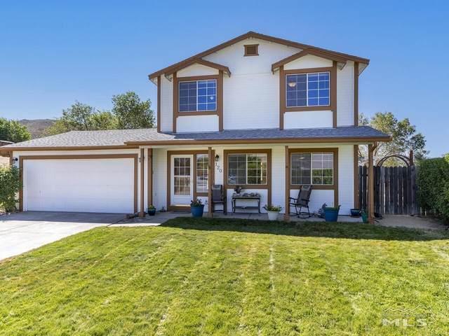 120 Garnet Pl, Reno, NV 89508 (MLS #210010650) :: Colley Goode Group- eXp Realty
