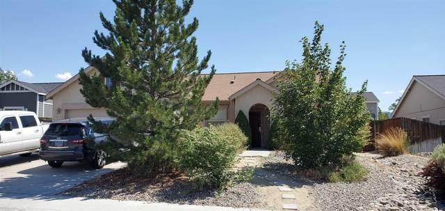 147 Pebble Drive, Dayton, NV 89403 (MLS #210010651) :: Chase International Real Estate