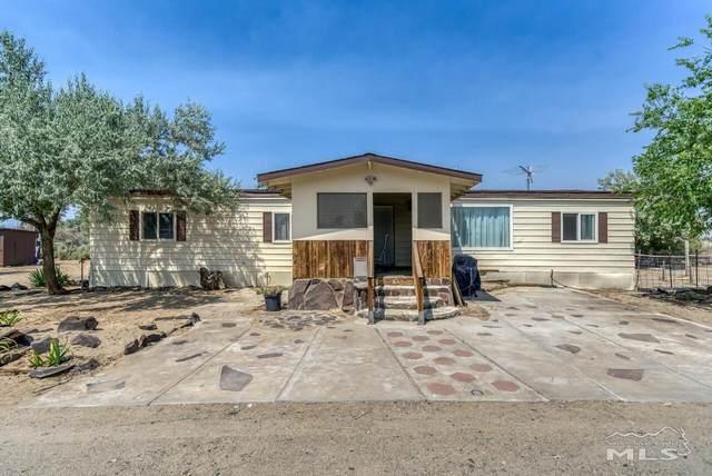 2600 E Antelope, Silver Springs, NV 89429 (MLS #210010653) :: Chase International Real Estate