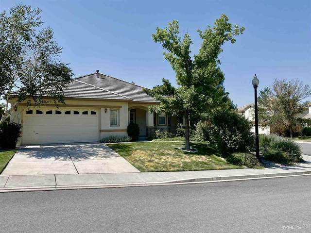 2551 Cosimo Ct, Sparks, NV 89434 (MLS #210010654) :: Theresa Nelson Real Estate