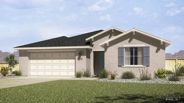 80 Columbia Dr Homesite 170, Dayton, NV 89403 (MLS #210010658) :: Vaulet Group Real Estate