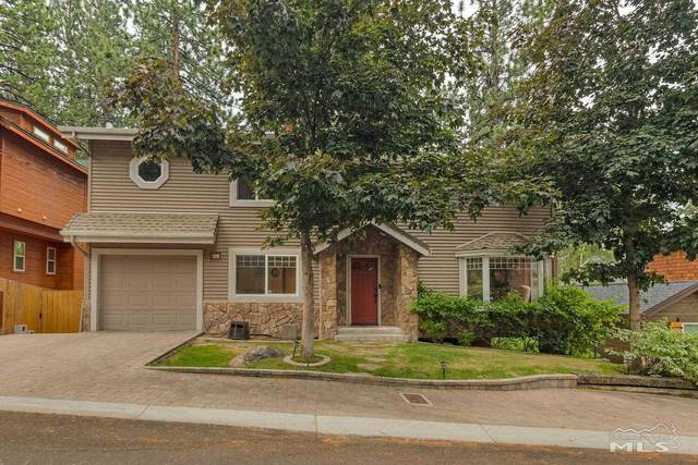 187 Tallac Dr, Zephyr Cove, NV 89448 (MLS #210010666) :: Chase International Real Estate