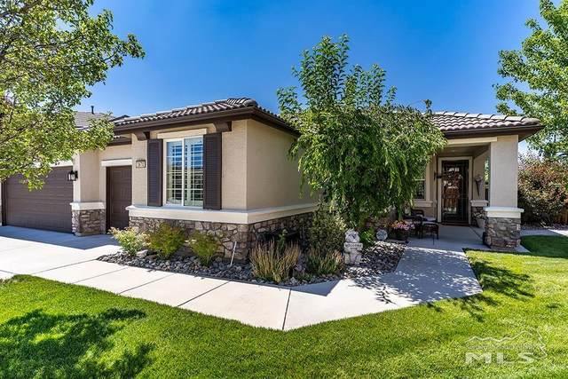 3670 Hawkings Ct, Sparks, NV 89436 (MLS #210010671) :: Theresa Nelson Real Estate