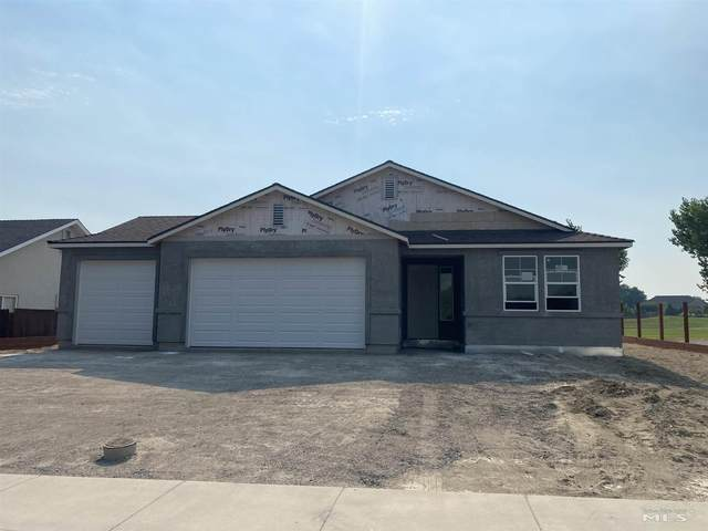 230 Mary Lou Lane, Fernley, NV 89408 (MLS #210010672) :: Colley Goode Group- eXp Realty