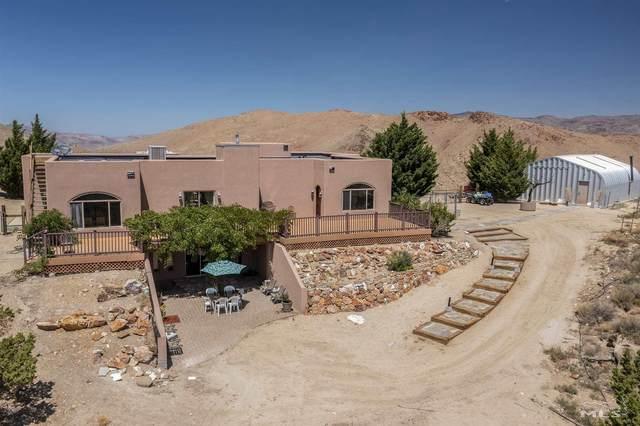 4659 Juniper Saddle Ct, Reno, NV 89510 (MLS #210010675) :: Vaulet Group Real Estate