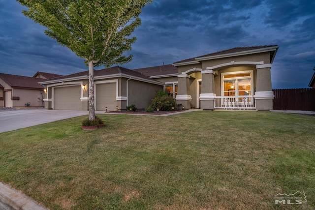 17820 Cedar Mountain, Reno, NV 89508 (MLS #210010683) :: Chase International Real Estate