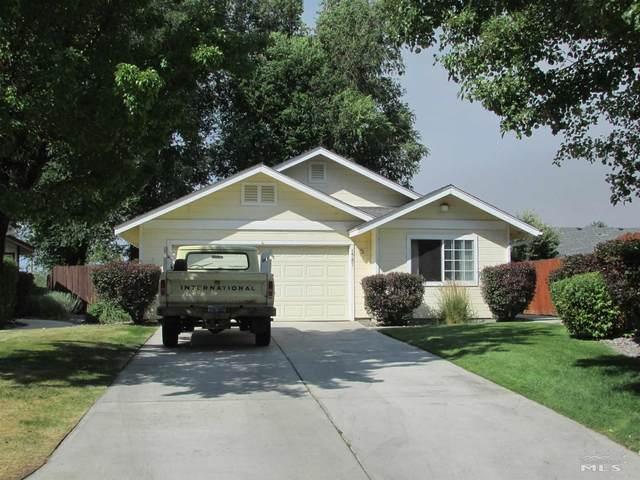 1781 Birch Court, Minden, NV 89423 (MLS #210010686) :: Theresa Nelson Real Estate