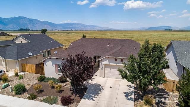 1260 Ox Yoke Ct., Gardnerville, NV 89410 (MLS #210010689) :: Theresa Nelson Real Estate