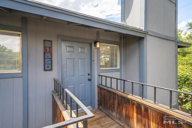 2185 Kietzke Lane D, Reno, NV 89502 (MLS #210010691) :: Colley Goode Group- eXp Realty