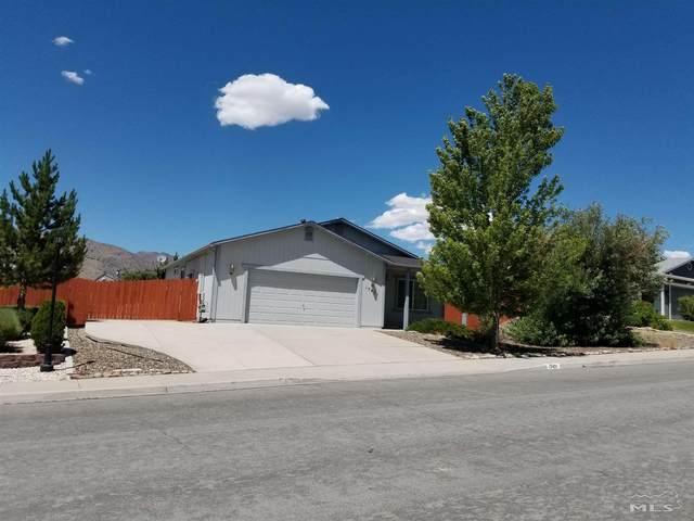 17471 Desert Lake Dr, Reno, NV 89508 (MLS #210010692) :: Chase International Real Estate