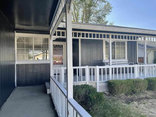 3340 Vista Grande, Carson City, NV 89705 (MLS #210010700) :: Theresa Nelson Real Estate