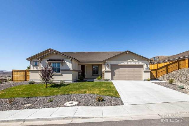 4501 High Pointe Drive, Reno, NV 89521 (MLS #210010702) :: Theresa Nelson Real Estate