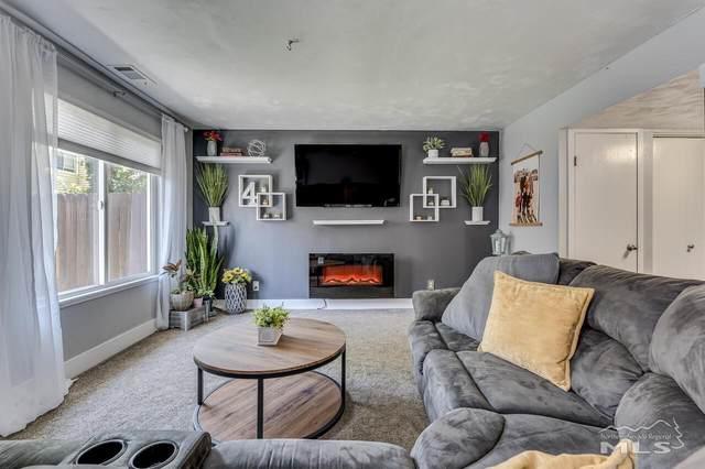 1084 Bradley Sq., Sparks, NV 89434 (MLS #210010706) :: Theresa Nelson Real Estate