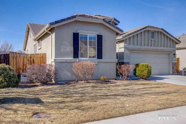 918 Lakeview, Dayton, NV 89403 (MLS #210010707) :: Chase International Real Estate