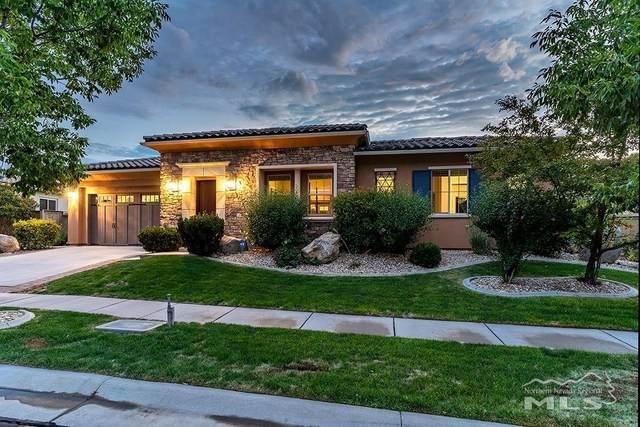 13385 Stoneland, Reno, NV 89511 (MLS #210010708) :: Morales Hall Group