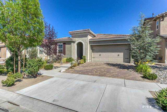 2155 Wind Walker Dr, Reno, NV 89521 (MLS #210010711) :: Theresa Nelson Real Estate