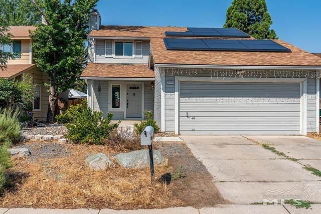 1741 Burnside Dr, Sparks, NV 89434 (MLS #210010714) :: Theresa Nelson Real Estate