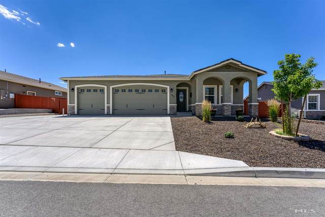18622 Crystal Peak Ct., Reno, NV 89508 (MLS #210010715) :: Colley Goode Group- eXp Realty