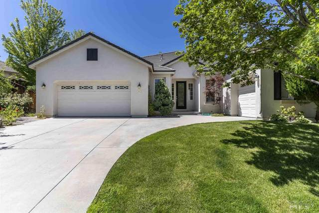8155 Willow Ranch Trail, Reno, NV 89523 (MLS #210010716) :: Theresa Nelson Real Estate