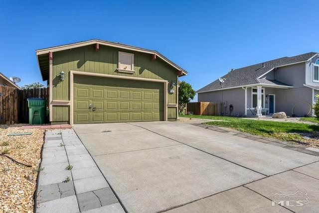 7965 Shifting Sands Ct, Reno, NV 89506 (MLS #210010717) :: Chase International Real Estate