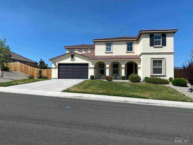 2780 Trail Rider Dr, Reno, NV 89521 (MLS #210010723) :: Colley Goode Group- eXp Realty
