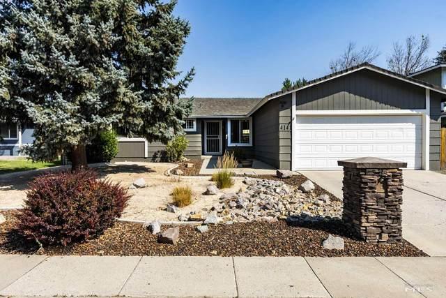 4141 Vivian Ct, Reno, NV 89502 (MLS #210010724) :: Colley Goode Group- eXp Realty